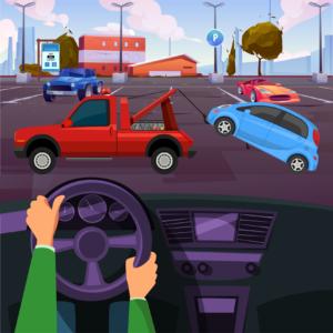parking enforcement app
