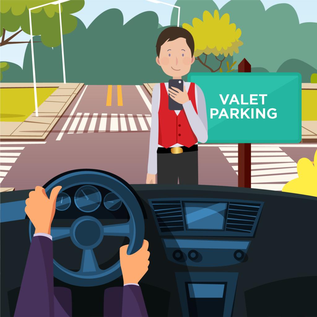 valet parking software